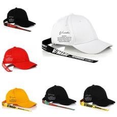 Summer, Adjustable, Cap, Hip hop Caps