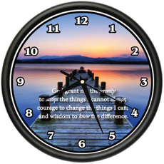 Clock, timeweather, Wall Clock