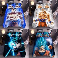 Decor, Dragon Ball Z, Bedding, Cover