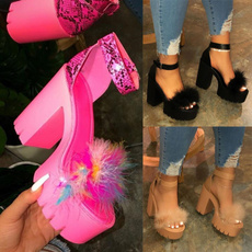 Summer, Fashion, Womens Shoes, Waterproof