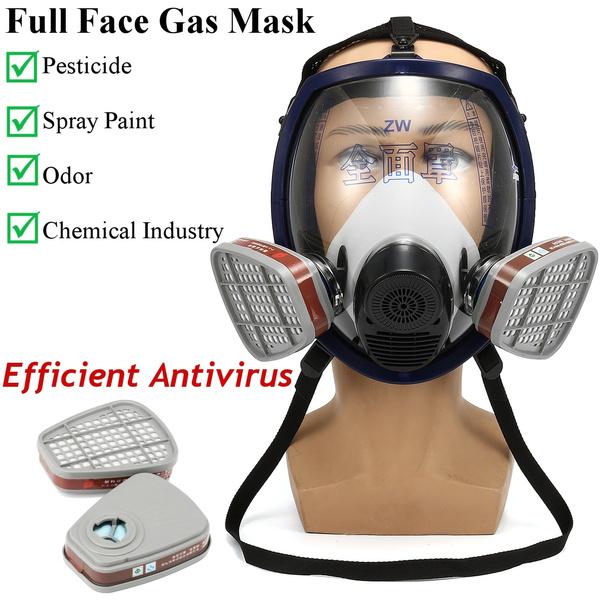 antigasmask, respiratormask, Goggles, dustmask