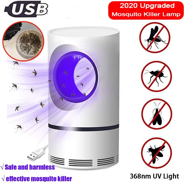 bugzapper, led, usb, antimosquito