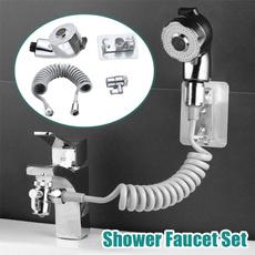 toilet, Bathroom, robinetdedouche, sprayjet