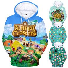 Fashion, animalcrossinghoodie, Animal, animalcrossingsweatshirt