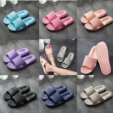 Summer, Bathroom, Sandals, coupleslipper