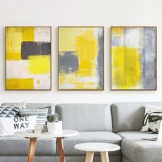 Gray, Decor, living room, Home