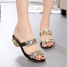 Shoes, Summer, sandalendamen, サンダル