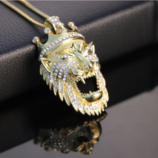 Party Necklace, Head, Diamond Necklace, Jewelry
