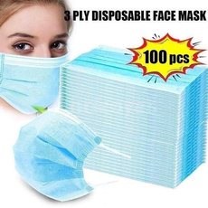 Blues, mouthmask, surgicalmask, safetymask