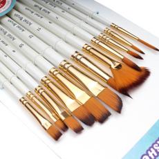 oilpaintingbrush, watercolorpainting, Kit, watercolor