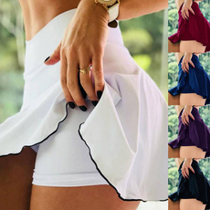 runningshort, Moda, Ejercicio, Ladies