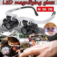 ledmagnifier, Head, led, watchrepair