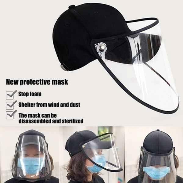 isolationviru, virusstoppinghat, facemaskhat, protectivecap