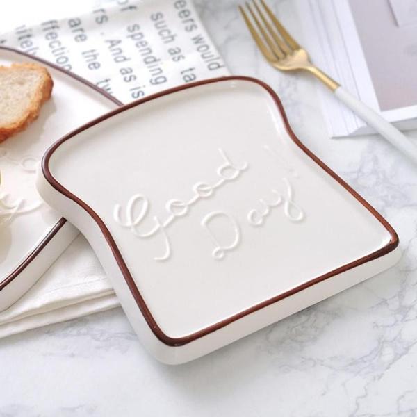 Plates, Kitchen & Dining, Dessert, Porcelain