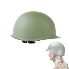 Steel, Helmet, Cosplay, Army