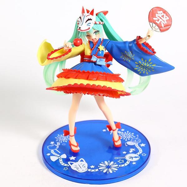 taito Hatsune Miku Figure Figurine 2nd season Summer ver 20cm SEGA ver kawaii