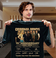 Plus size top, Shirt, unisex, criminalmindstshirt