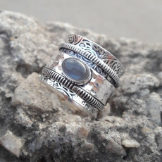 Sterling, Stone, 925 sterling silver, Jewelry