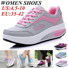 Sneakers, Outdoor, Bottom, Breathable