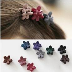 childrenshairaccessorie, Flowers, Hair Clip, Mini