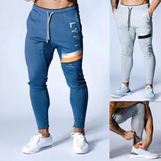 trousers, Fitness, Men, Running