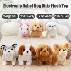 electronicpet, pet dog, Peluche, Toy