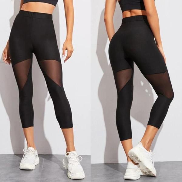 Leggings, yoga pants, Yoga, Elastic