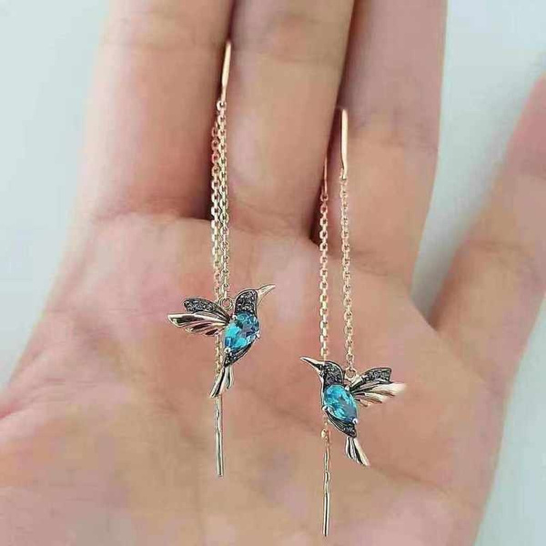 Tassels, Dangle Earring, Jewelry, longdangleearring
