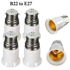 bulbadapter, b22lightbulb, led, e27adapter