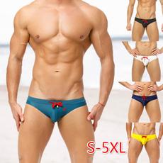 elastic waist, Triangles, Waist, men swimwear