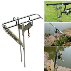 Steel, standholder, Adjustable, fishingaccessorie
