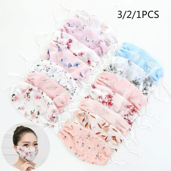 Summer, dustproofmask, printedmask, Masks