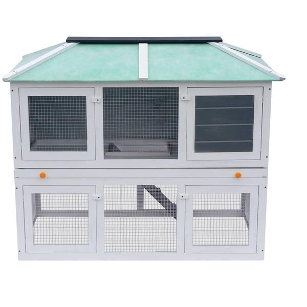 rabbitcage, hutch, rabbit, Pets