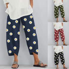 Women Pants, loosecasualpant, Fashion, pants