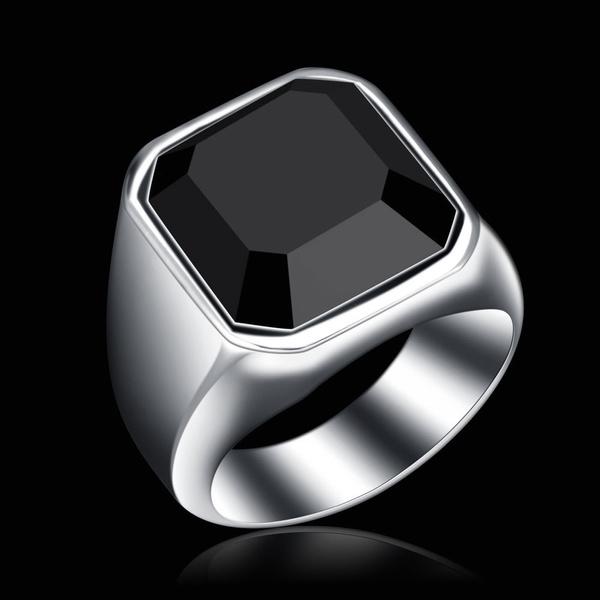 Sterling, ringsformen, 925 sterling silver, wedding ring