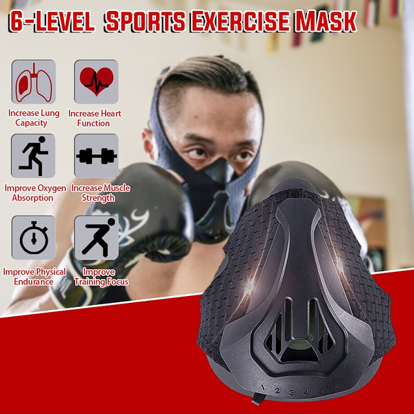 sportfacemask, sportexercisemask, oxygentrainer, Masks