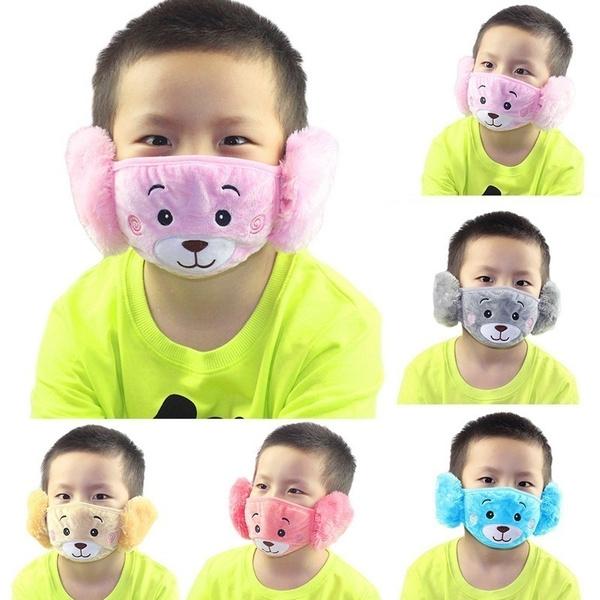 kids, dustrespirator, mouthmask, maskswithearring