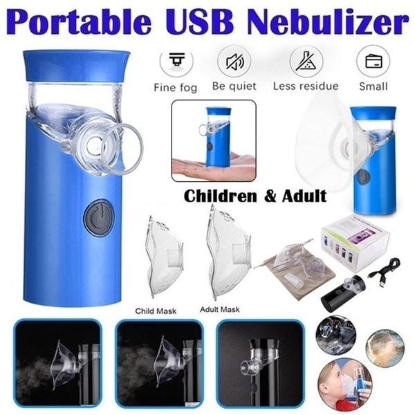 Mini, inhalermachine, nebulizermachine, nebulizercompressor