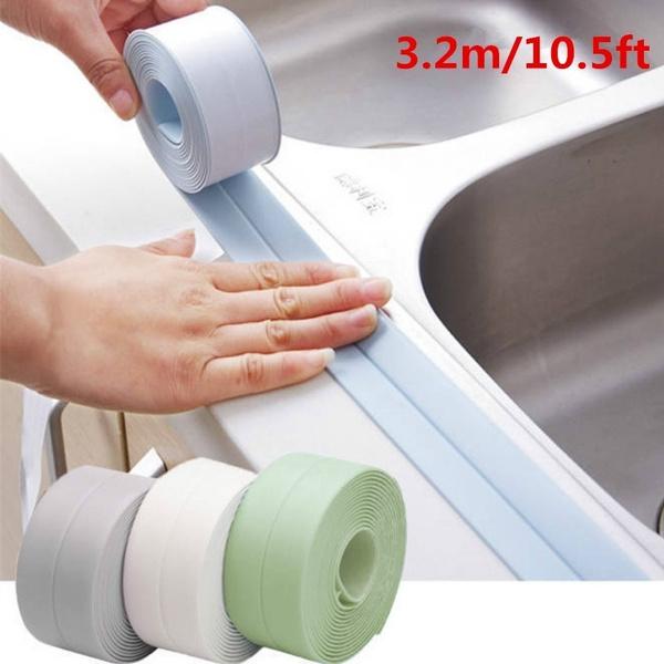 kitchensinksticker, edgelinesticker, Bathroom, cornerstickingstrip
