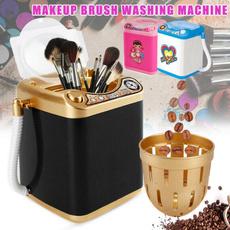 makeupbrushcleaner, toyforkid, miniwashing, Electric