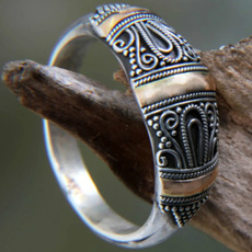 Sterling, wedding ring, Gifts, gold