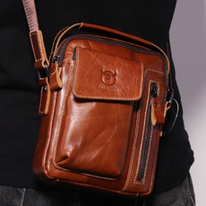 Bolsos al hombro, Briefcase, business bag, leather