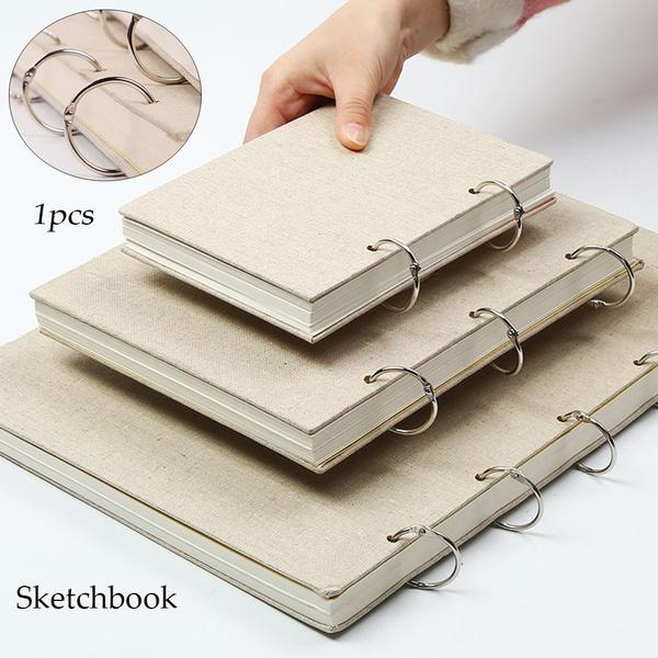 sketchbook, poratble, watercolorpaper, Hot Sale