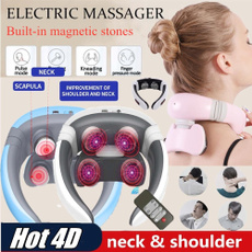 em, shouldermassager, Necks, magnetictherapy