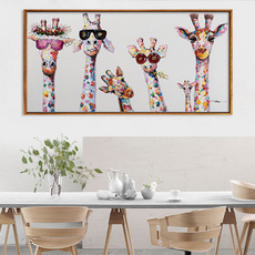 art, Home Decor, canvaspainting, mappainting