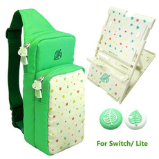 switchplaystand, animalcrossingshoulderbag, Bags, switchgripcap