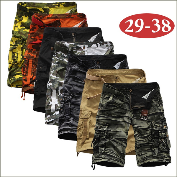 Summer, Shorts, pants, camouflagepant