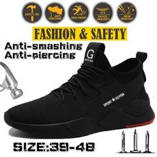 Steel, safetyshoe, Sneakers, Fiber