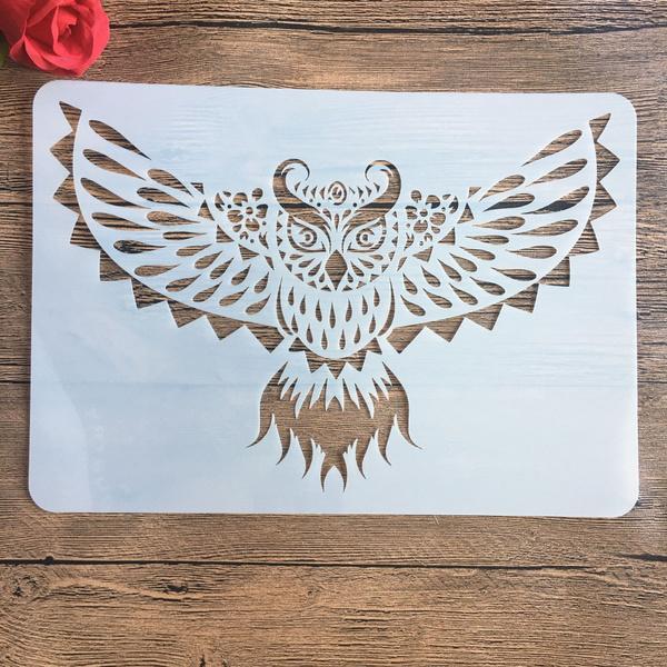 Decorative, stencil, Wall, Paper