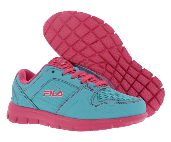 3sr20851418, girls shoes, fila, bluepink
